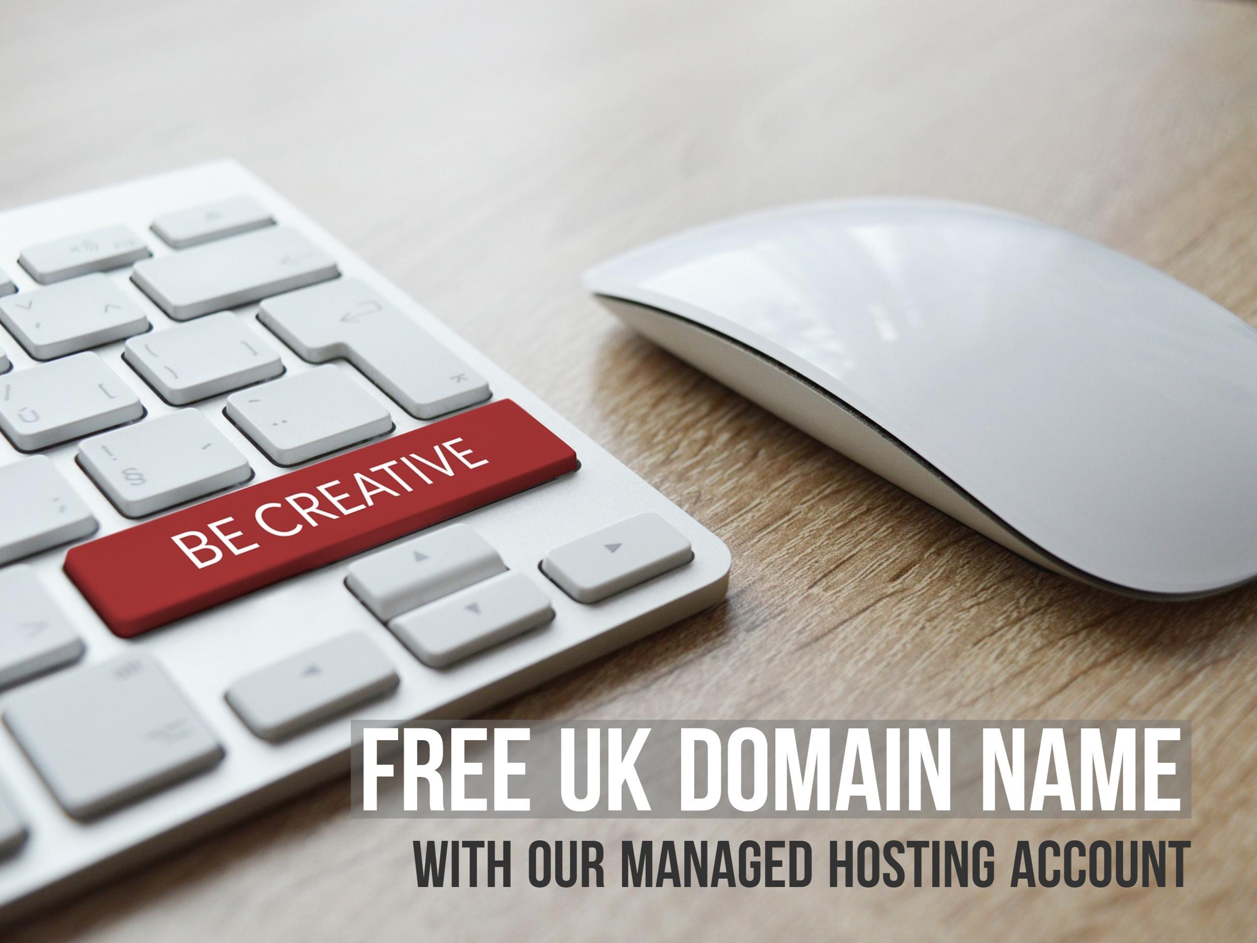 FREE UK Domain Name
