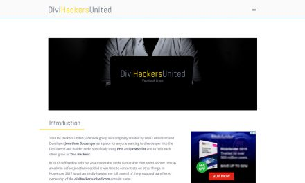 Divi Hackers United