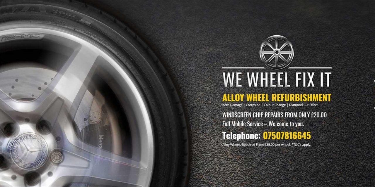 We Wheel Fix It